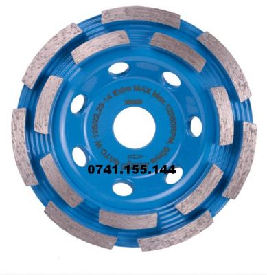 Disc slefuire beton,D=150mm  ― Diamantat.ro
